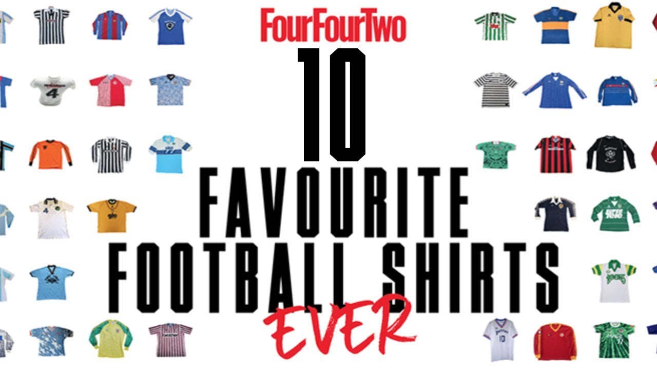 a66f891aa FourFourTwo's 50 favourite football shirts... EVER | FourFourTwo