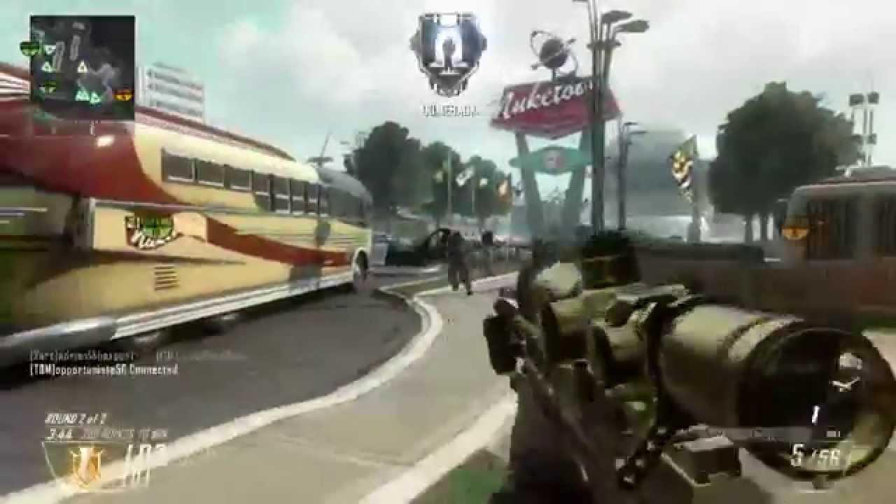 elsomells - Black Ops II Ballista montage