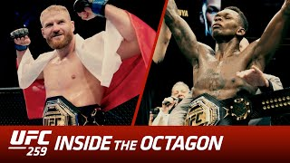 UFC 259: Inside the Octagon - Blachowicz vs Adesanya