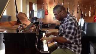 Jelly Roll Morton - The Crave (Piano Cover)