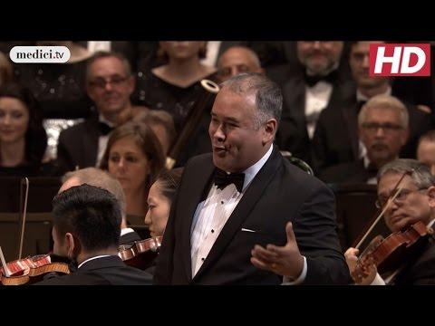 Javier Camarena - La Danza Tarantella Napoletana - Rossini: Richard Tucker Opera Gala 2016