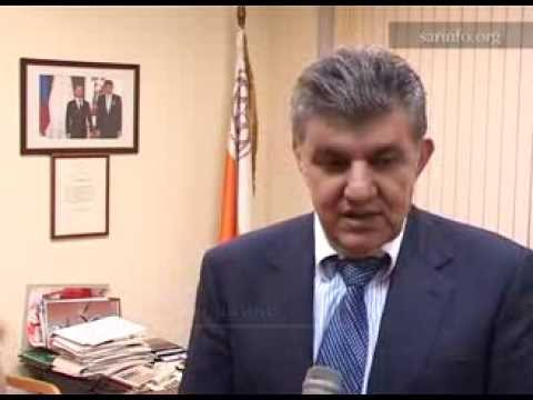 Баграт Алекян возглавил Ассоциацию врачей Союза Армян России