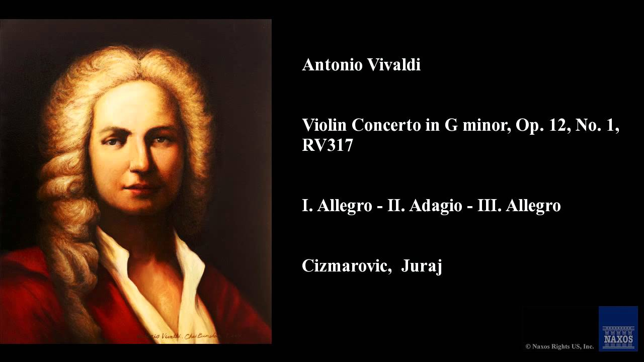 antonio vivaldi 8 Here comes lara st john's newest recording, featuring the simón bolívar youth orchestra of venezuela and eduardo marturet the disc features antonio vivaldi's seminal work, the four seasons, which is the top-selling classical work of all time.