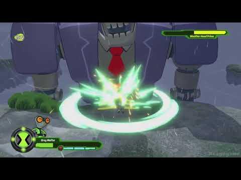 Ben 10 Reboot Video Game - The Final Battle