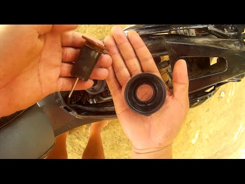 how to replace your diaphragm RAIDER 150