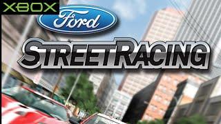 Playthrough [Xbox] Ford Street Racing
