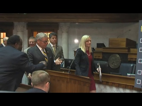 Indiana State Senate Republicans discuss 2018 legislative agenda