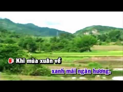 [HD] Karaoke Xuân về trên thảo nguyên - Xuân Dũng ( Karaoke by Kgmnc )