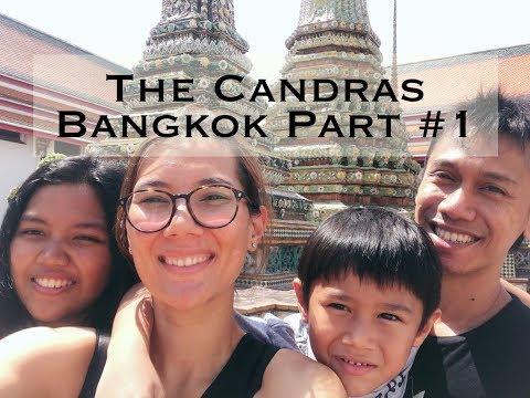 The Candras Bangkok 2017 Part #1