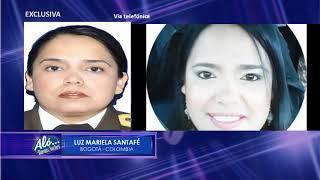 Jueza militar huye a Colombia y pide perdón a Vzla - Aló Buenas Noches EVTV - 10/02/18 SEG 1