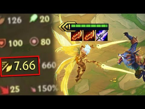 What Infinite Attack Speed Looks Like...   TFT Epic & Funny Moments #21