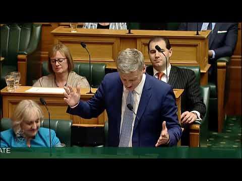 Address in reply debate - Video 3
