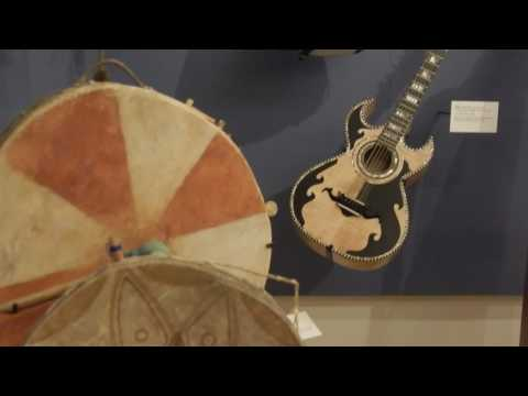 Musical Instrument Museum   MIM Phoenix Arizona 1/2017 slideshow 28 slides 3 32 minutes