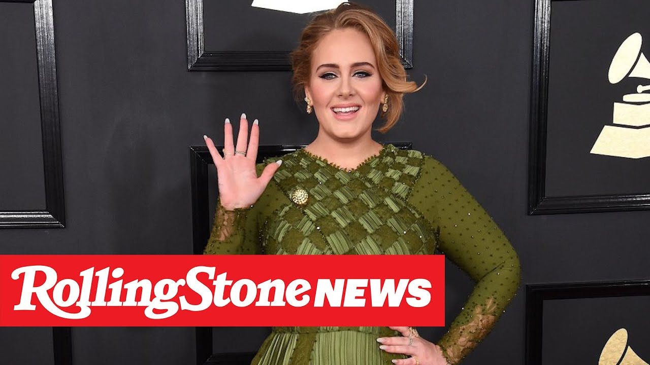 Adele Says Her New Album Is Coming in September | RS News 2/18/20