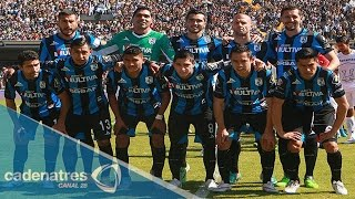 Gallos de Querétaro están en la final al derrotar a Pachuca