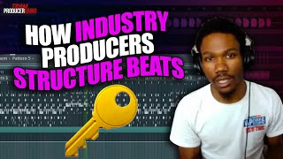 Best Beat Structuring Tutorial! (2020 INDUSTRY SAUCE 🔑)