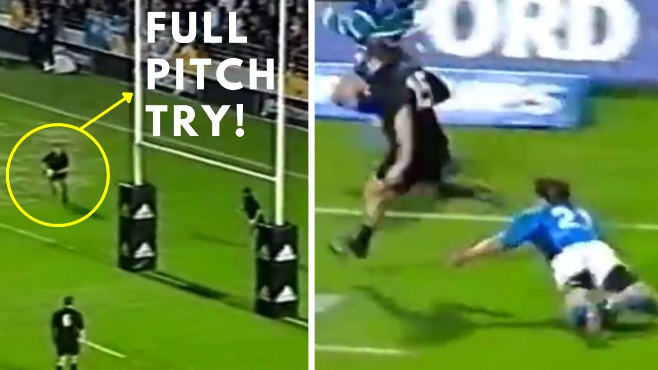Download THE LONGEST RUGBY TRIES | END TO END