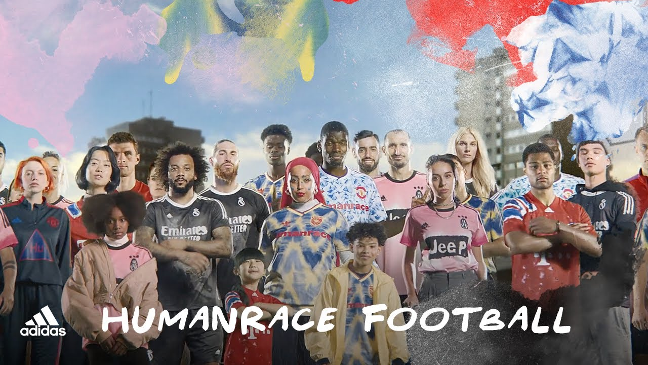 adidas Football | Human Race FC