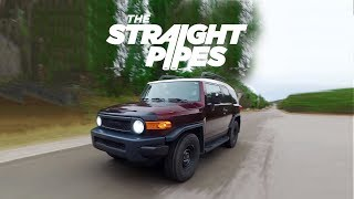 Toyota FJ Cruiser Off Road Review - The Japanese Hummer