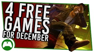 4 Free Games Every Gold Subscriber Must Play This December