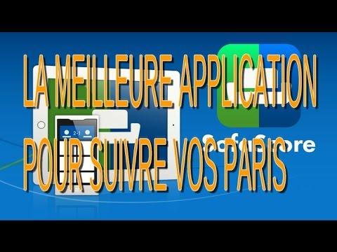 Download suiver tout vos paris avec une seule application sofascore