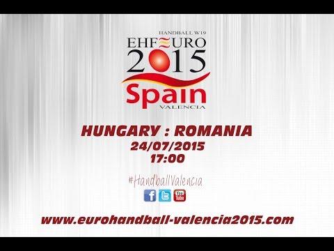 PR - Group C | Hungary : Romania
