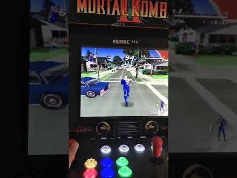 Arcade1up mod pepsiman from TAKATA SRT
