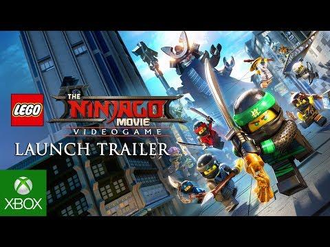 LEGO Ninjago Movie Video Game   Launch Trailer