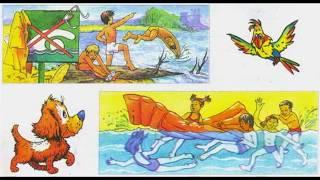 """Окружающий мир 2 класс, тема урока""""На воде и в лесу"""", с.26-29, Школа России."""