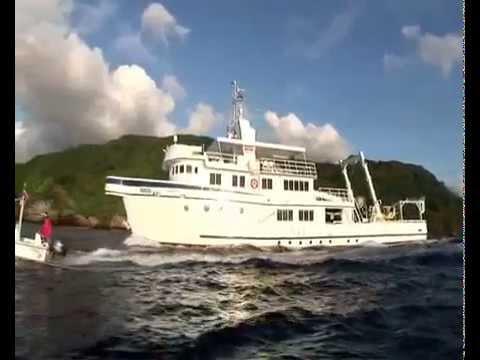 MV Argo - Cocos Island liveaboard
