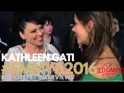 Kathleen Gati GeneralHospital ed at Stars of Daytime TV Celebrate Emmy Season Event Emmys