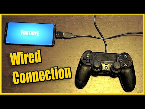 How To Connect Wired PS4 Controller To Android Using OTG Adapter (Best Method)