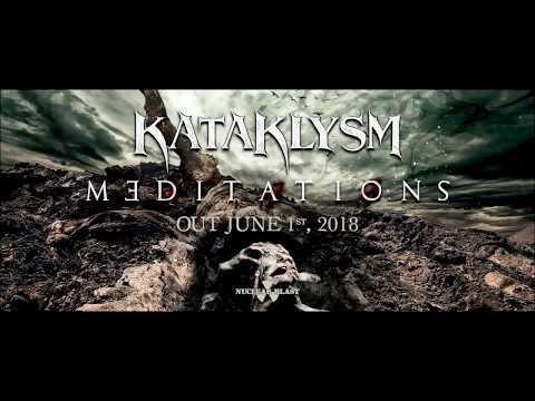 Kataklysm - In Limbic Resonance (from 'Meditations' 2018) HD