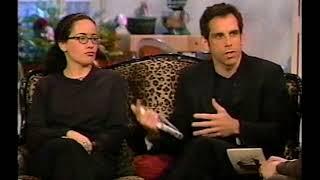 Roseanne Interviews Ben Stiller & Janeane Garofalo (1999)