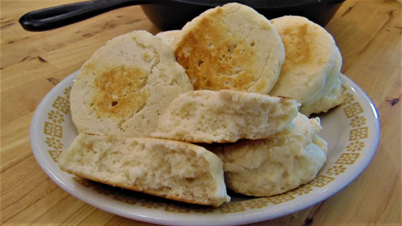 Bread In 10 Minutes No Oven No Yeast No Eggs 3 Ingredients The Hillbilly Kitchen Youtube