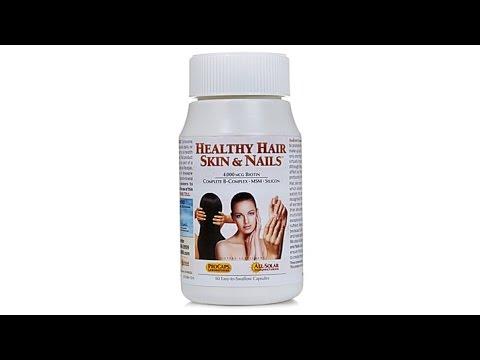 Healthy Hair, Skin   Nails  60 Capsules