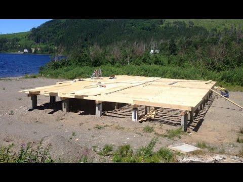 OFF GRID COTTAGE BUILD (PART 1)