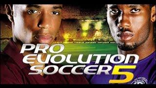 Pro Evolution Soccer 5 DEMO
