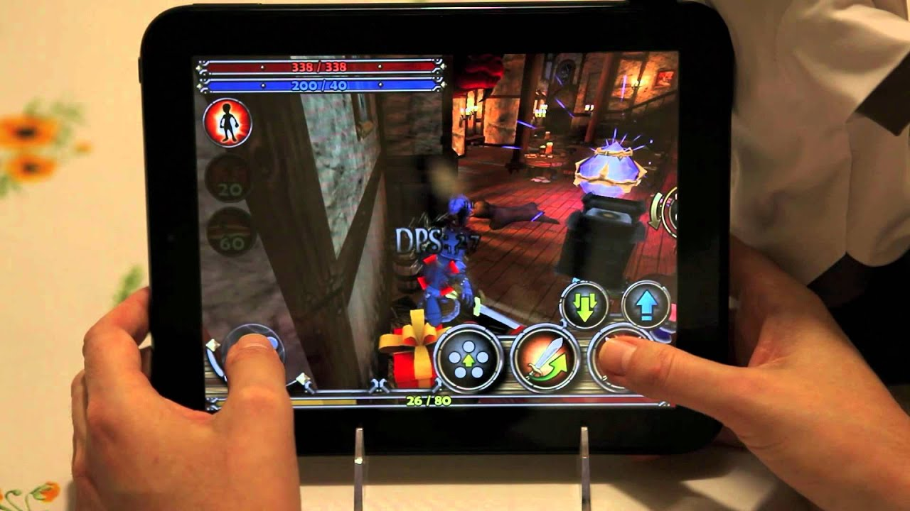HP Touchpad - sound fixed, 3D games, accelerated video
