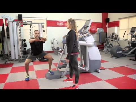 Precor AMT Full Body Circuit By ACE