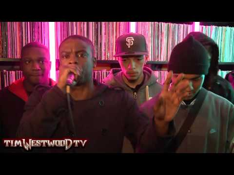 Trilla & crew Crib Session part 1 - Westwood