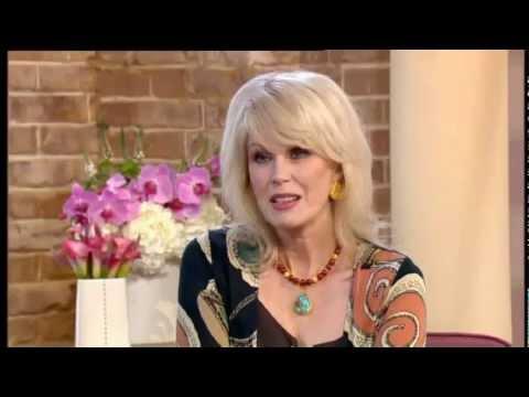 Joanna Lumley Interview