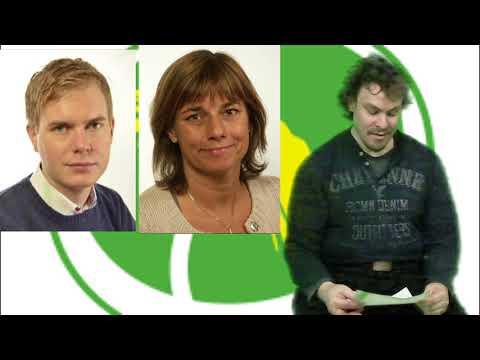 """Nytida Trehörna """"Den Talande Tidningen"""" nr 3 Politik"""