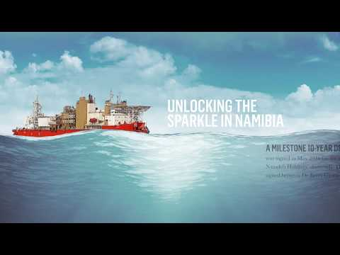 Marine Mining - Introducing the SS Nujoma