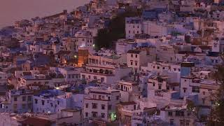 Salah time in Chefchaouen, Morocco