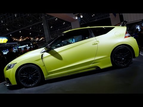 CR-Z Mugen RR Pre-Production
