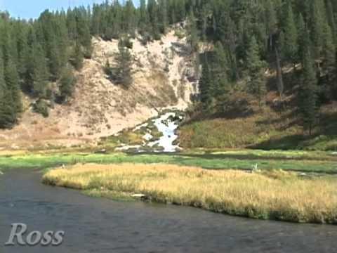 Warm River Springs Idaho