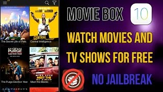 How to Get Movie Box for iOS 8, 9, 10 - Free Movies and TV Shows [NO Jailbreak]