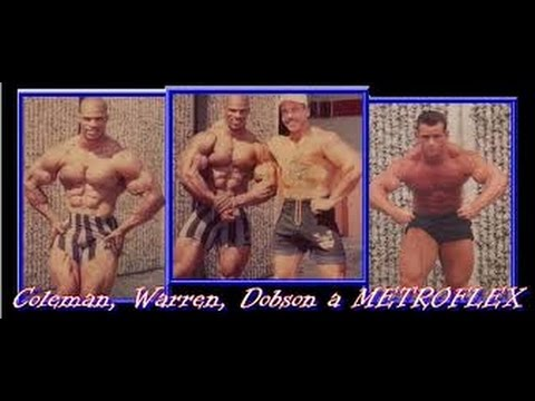 Brian Dobson and The History of Metroflex Gym