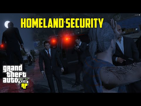 Homeland Security (GTA RP)
